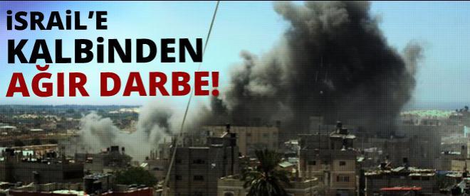 Hamas İsrail'i kalbinden vurdu