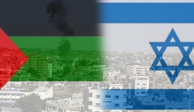 İsrail ile Filistin arasında ateşkes görüşmeleri başladı