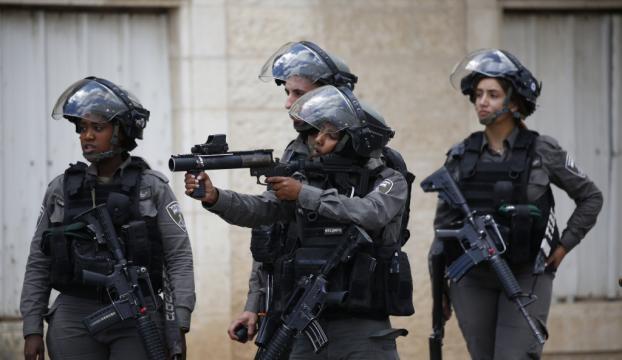 İsrail güçleri 11 Filistinliyi gözaltına aldı