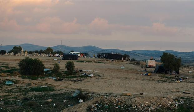 İsrail, Filistin köyü Arakibi 184üncü kez yıktı