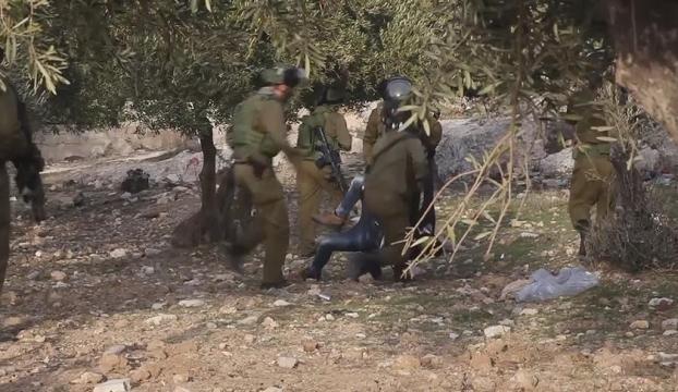 İsraile suçüstü: AAnın çektiği bu görüntü İsraili karıştırdı