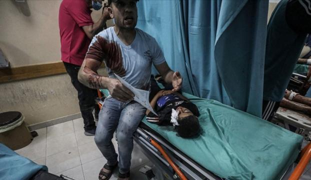 İsrail Gazze'de sivillere ait binayı vurdu, şehit sayısı 25'e yükseldi