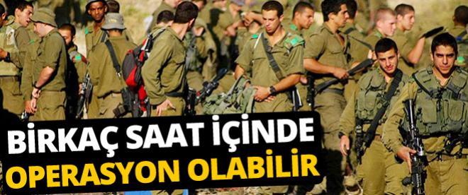 İsrail saldırılarını genişletmeye hazırlanıyor