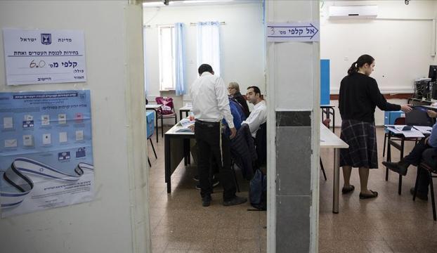 Sandık çıkış anketlerine göre İsraildeki seçimler başa baş sonuçlandı