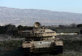 İsrail ordusundan Gazze sınırına büyük yığınak