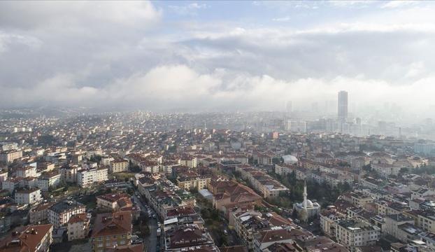 İstanbulda 16 yaş üstü konutlarda 4,6 milyon kişi yaşıyor