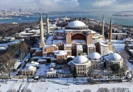 İstanbul'un yeni rengi beyaz