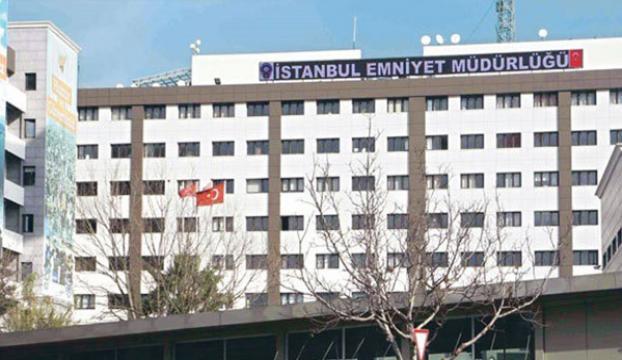 İstanbul Emniyet Müdürlüğüne lav silahıyla saldırı