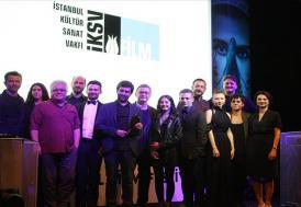 38. İstanbul Film Festivali'nin ödül töreni yapıldı