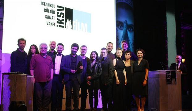 38. İstanbul Film Festivalinin ödül töreni yapıldı