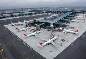 """Çin'deki """"gizemli hastalık"""" için İstanbul'daki hava yolu şirketleri uyarıldı"""