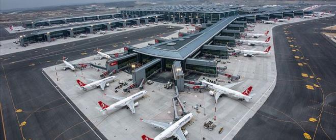 İstanbul Havalimanında yurt dışı uçuşları yeniden başladı