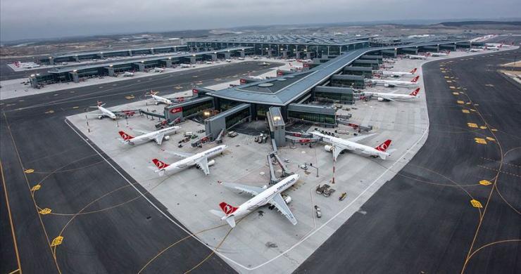 İstanbul Havalimanı'na uluslararası ödül!