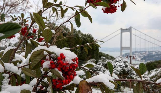 İstanbulun yüksek kesimlerinde kar görülecek