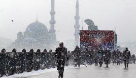Kar İstanbul'a geri geliyor!
