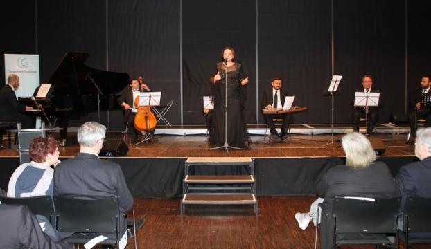 İBBden Almanyada İstanbul-Köln kardeşliği konseri