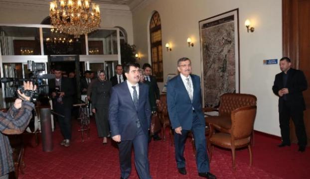 İstanbul Valisine sürpriz