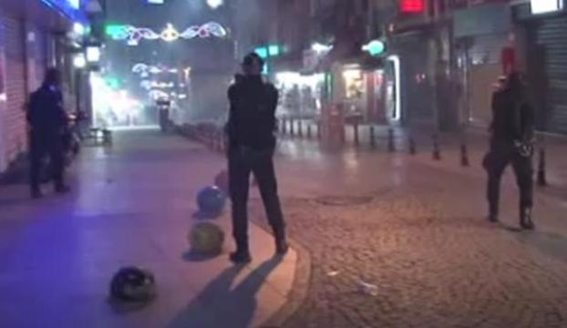 İstanbul ve Ankarada polis müdahalesi