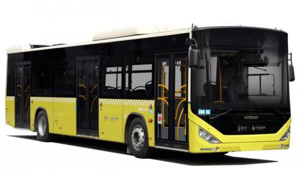 İstanbula yeni otobüsler geliyor