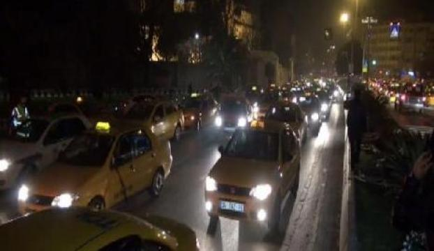 İstanbulda sarı öfke
