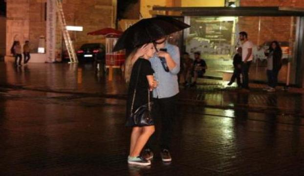 İzmir ve Aydın için kuvvetli yağış uyarısı