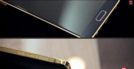 test2000 dolarlık Galaxy Note 4