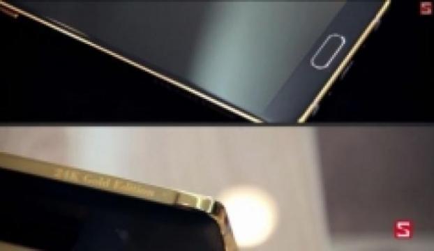 2000 dolarlık Galaxy Note 4