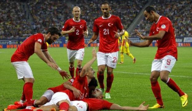 Türkiye - Letonya maçı