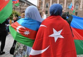 """Türkiye ve Azerbaycan'ın """"Mustafa Kemal Atatürk 2021"""" tatbikatı sürüyor"""