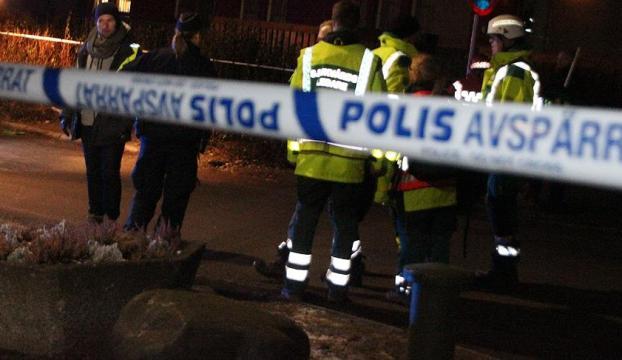 İsveçte bomba alarmı