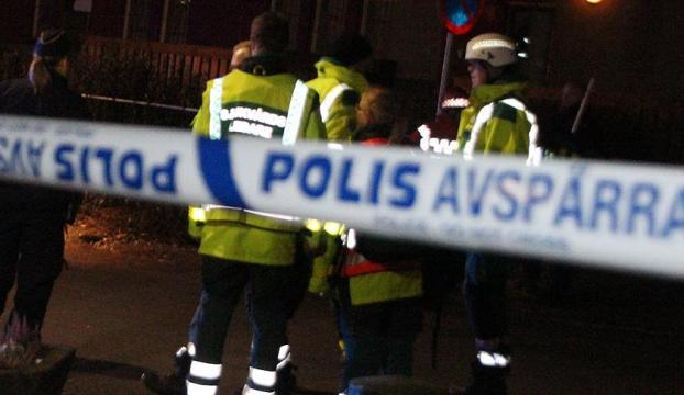 İsveçte camiye silahlı saldırı
