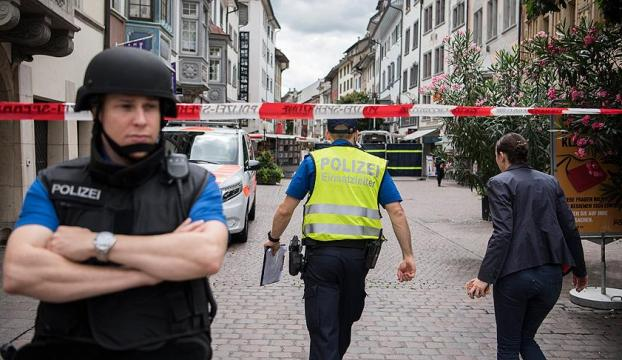 İsviçrede testereli saldırı