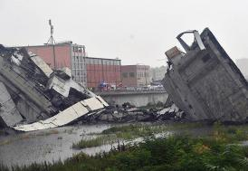 İtalya'da olumsuz hava koşulları nedeniyle 2 kişi öldü
