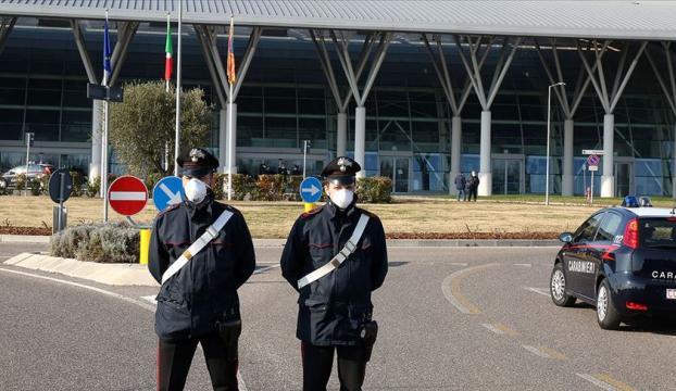 İtalyada yeni tip koronavirüs nedeniyle ölenlerin sayısı 5e yükseldi