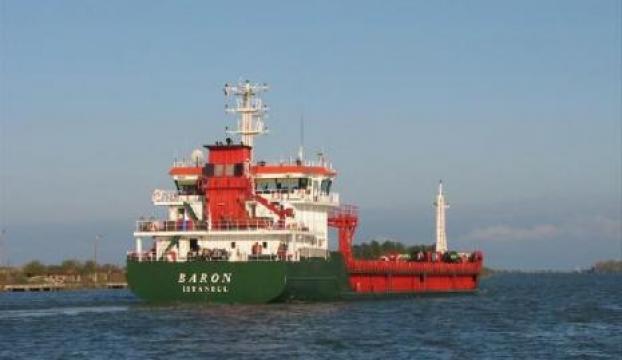 İtalyada kaza yapan Türk gemisi battı