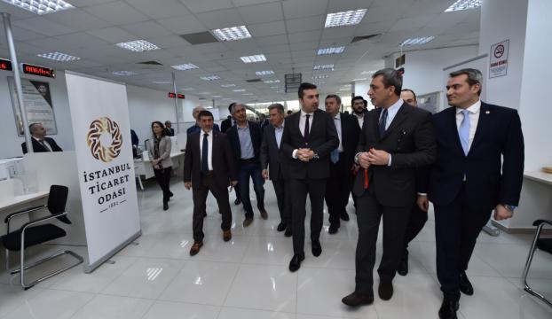 İTO Anadolu Yakası Temsilciliği Maltepeye taşındı