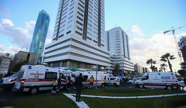 İzmirde 1 polis ve 1 adliye çalışanı şehit oldu