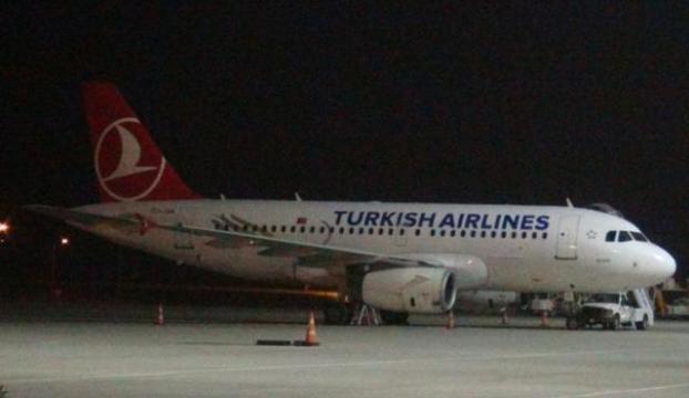 İzmir uçağında panik!