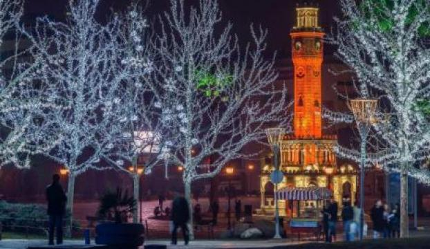 İzmirde 2 milyon LED ampul yanacak