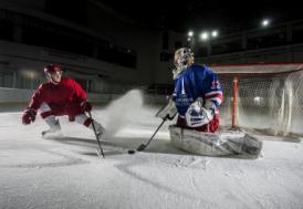 Buz hokeyi: Şehit Fethi Sekin Turnuvası