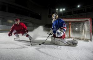 Buz hokeyi liglerine rekor katılım