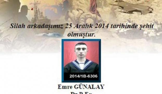 İzmirden acı haber: 1 şehit