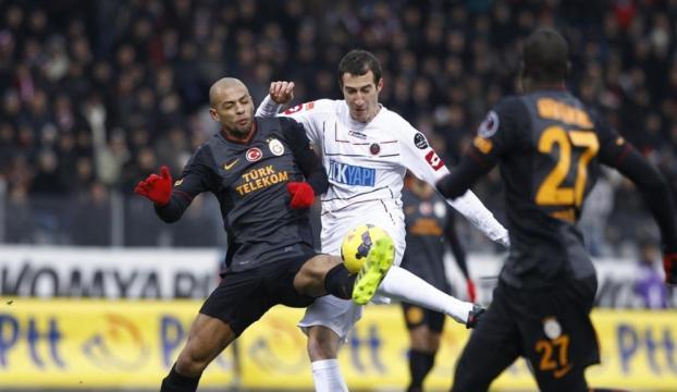 Galatasaray ile Gençlerbirliği 87. maça çıkıyor
