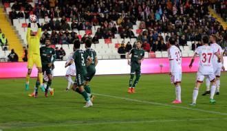 Sivasspor - Atiker Konyaspor