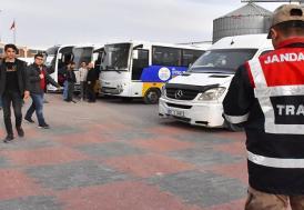 Antalya'da jandarma ekipleri bir haftada 185 şüpheliyi yakaladı