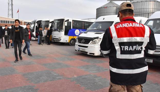 Antalyada jandarma ekipleri bir haftada 185 şüpheliyi yakaladı
