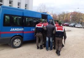 Denizli'de emekli emniyet amiri uyuşturucuyla yakalandı