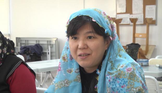 Türk kültürünün Japon meleği