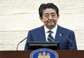 Japonya Başbakanı Abe Şinzo görevinden istifa etti