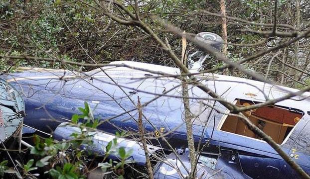 Japonyada helikopter kazası: 9 ölü